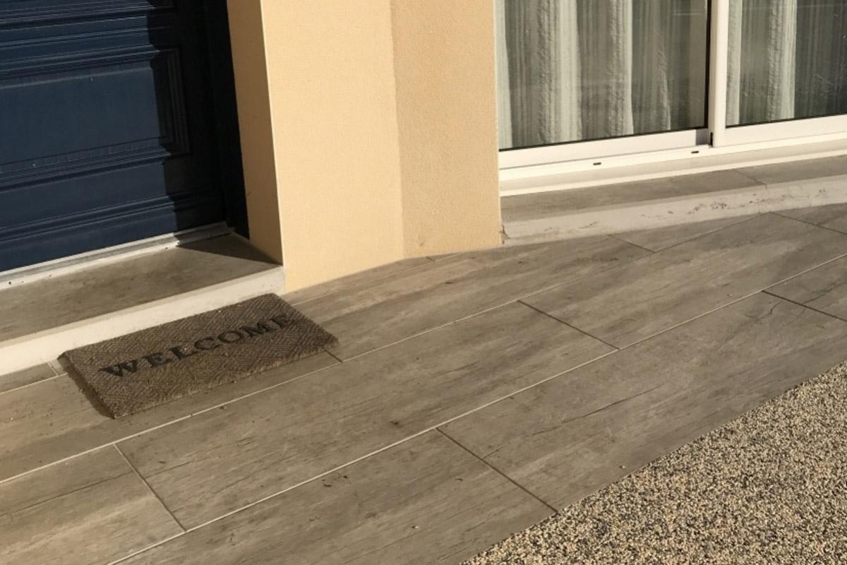 Baldosa exterior pisos exteriores porfidos buscar con - Rellenar juntas baldosas exterior ...